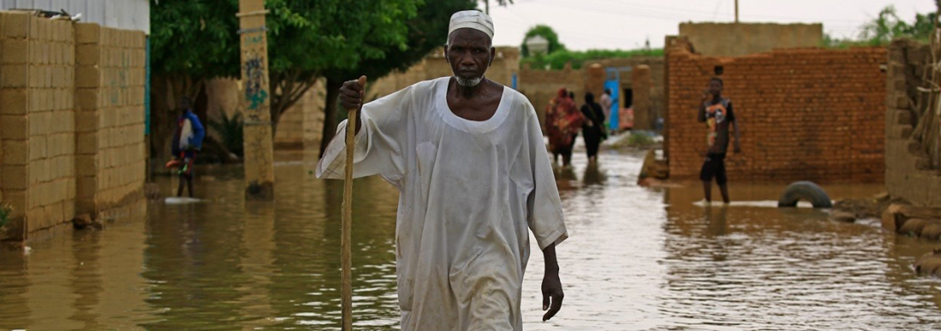 """A series of crises"": a new report monitoring the impact of numerous crises on the lives of Sudanese"
