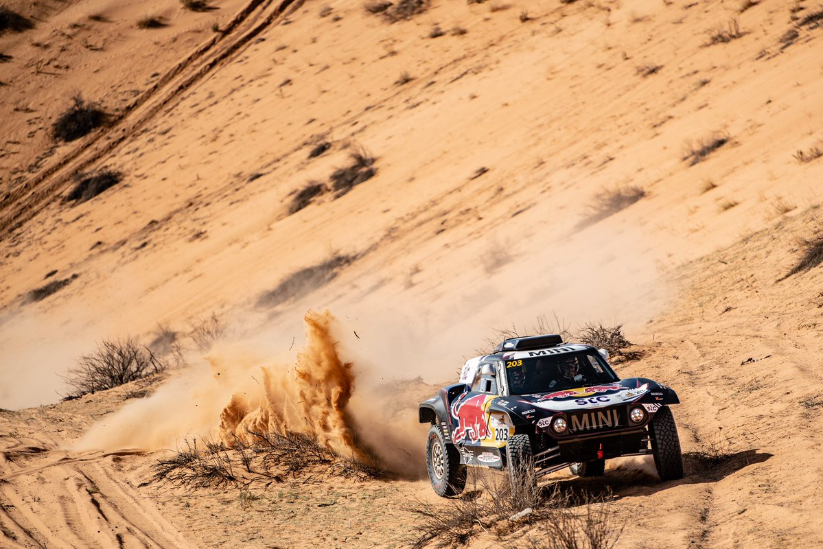 NGOs ask Dakar Rally participants to Stand With Saudi Heroes
