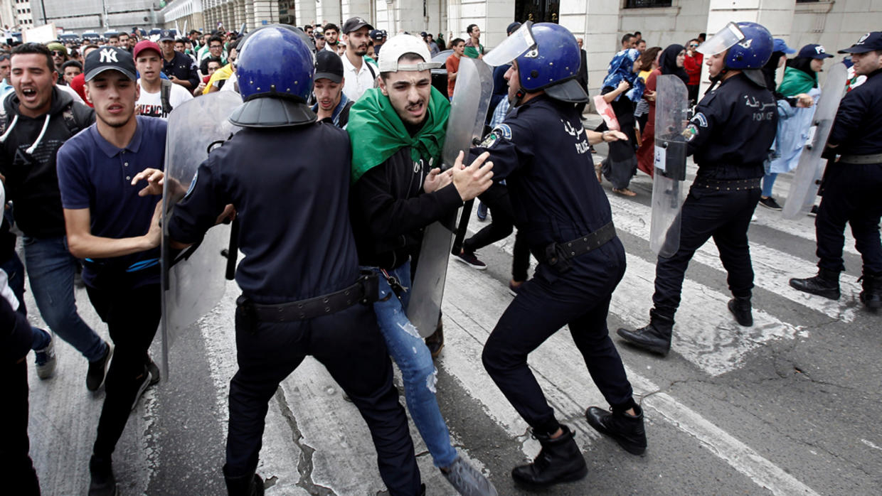 Algeria's protest movement marks its first anniversary with no serious reforms