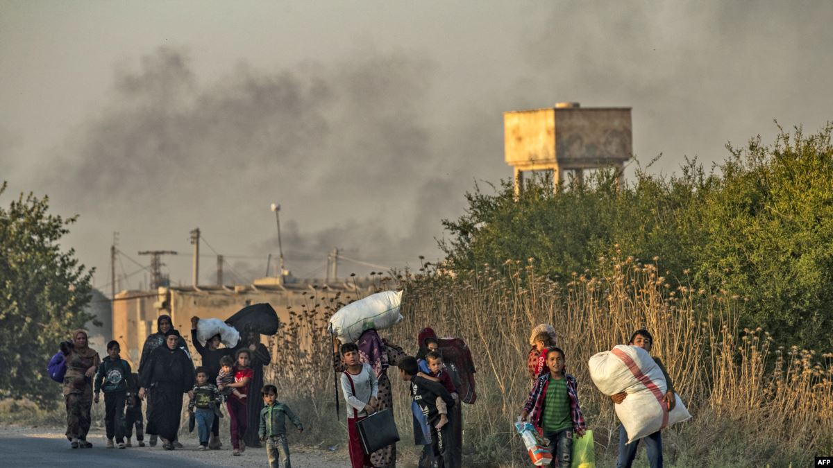 Euro-Med Monitor calls for opening safe corridors for the displaced in northern Syria