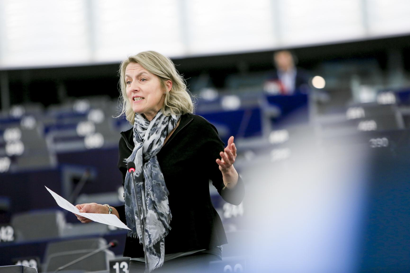 مسئولة أوروبية تطالب السعودية بالإفراج عن الناشطات المعتقلات ووقف تمييزها ضد النساء