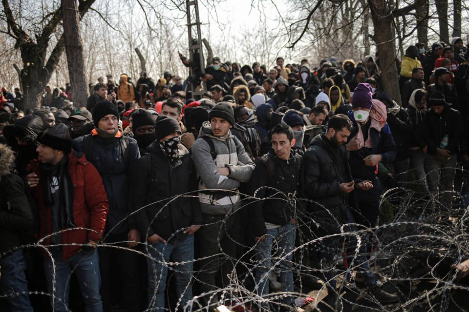 Greece Must Evacuate Refugees and Migrants to Safety Amidst Covid-19