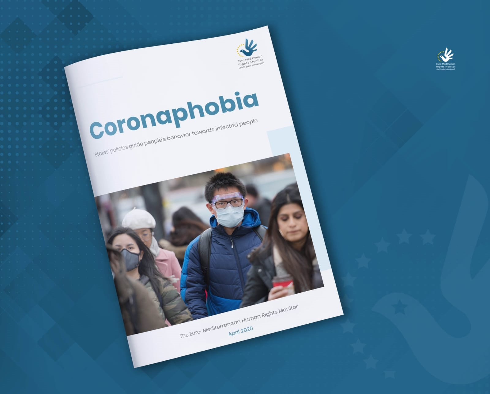 Report: Xenophobic bullying rages during  coronavirus pandemic