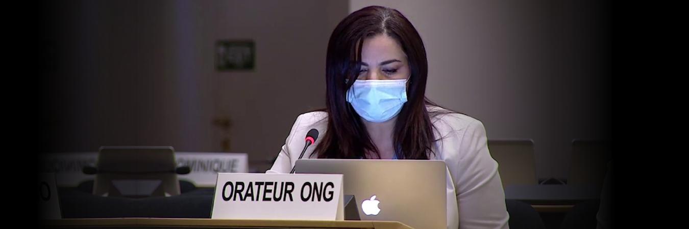 Au CDH : Euro-Med se joint à d'autres organisations pour appeler à la publication d'un rapport international sur les discours de haine en Libye