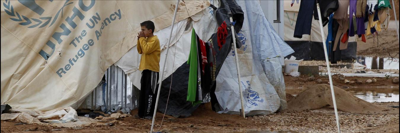 Rapport d'Euro-Med: Les pays doivent partager le fardeau des réfugiés
