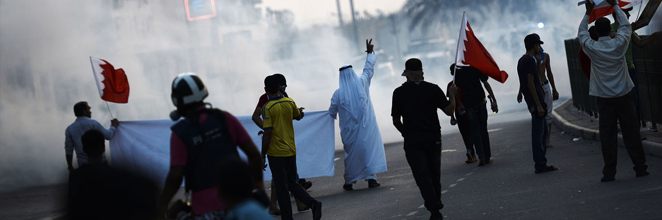 Suppressing peaceful activists in Mauritania, UAE, and Bahrain is an ugly policy of muzzling mouths