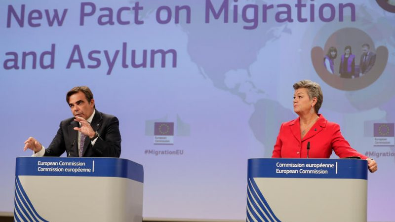 EU's new migration and asylum pact is more about deterrence and deportation than compassion
