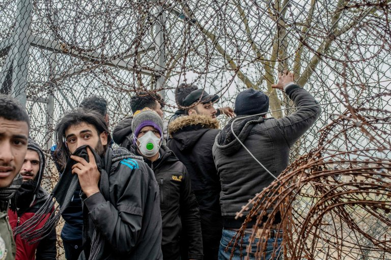 Trapped Along the Balkan Route: Border Push-Backs, No Man's Land  Other Illegal and Degrading Treatments Against Migrants