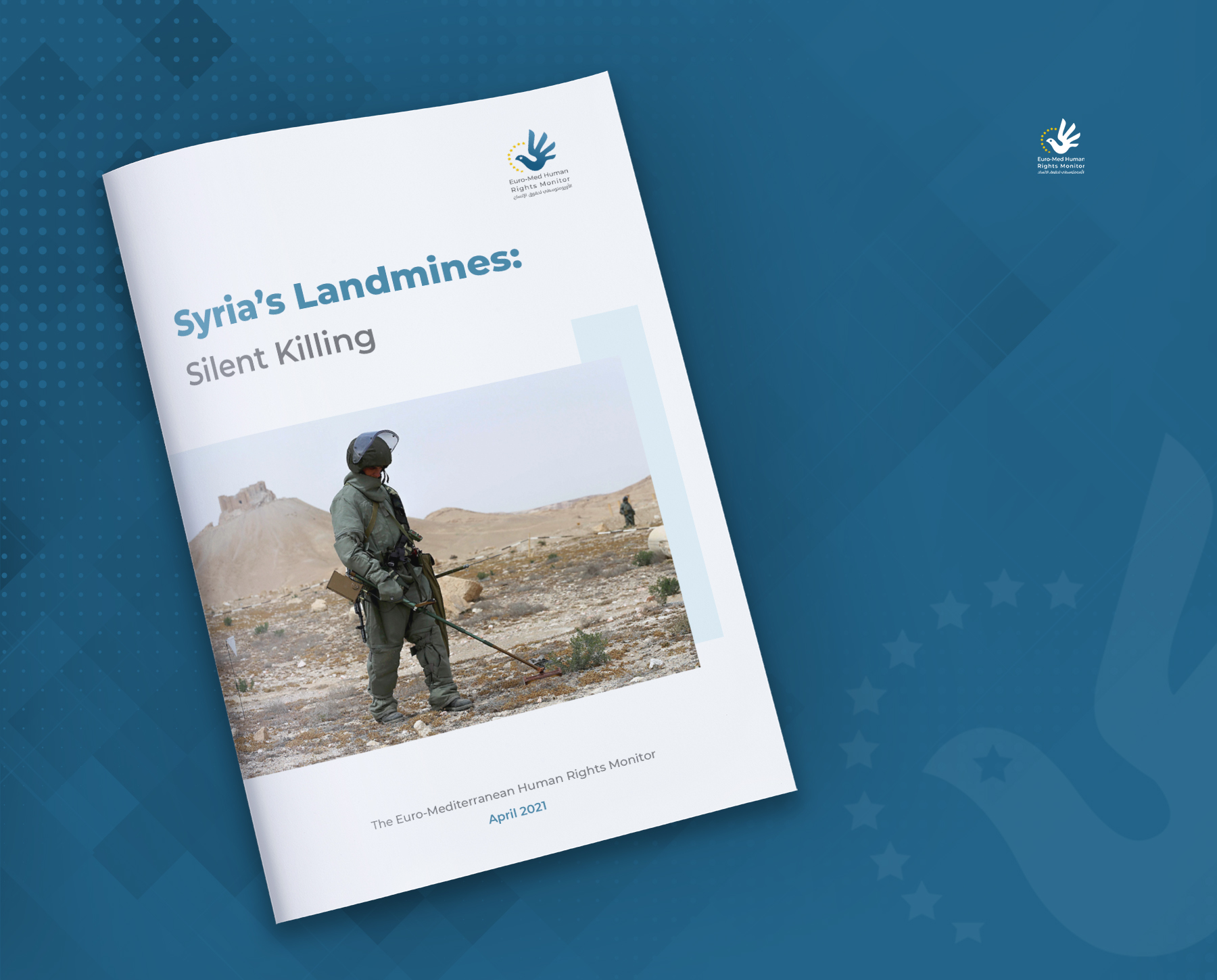 New report: Incidents and victims of landmine explosions in Syria increased despite military operations eased