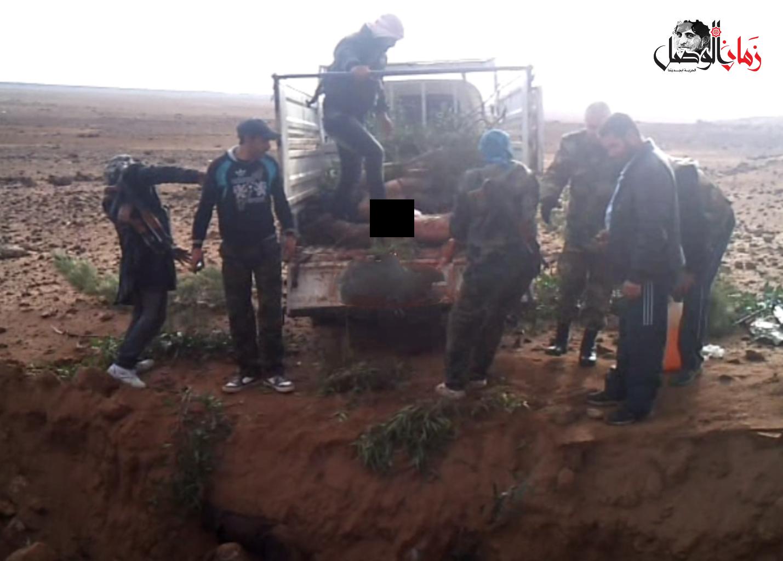Syrie: Les scènes de cadavres de détenus brûlés témoignent de la gravité de l'impunité.