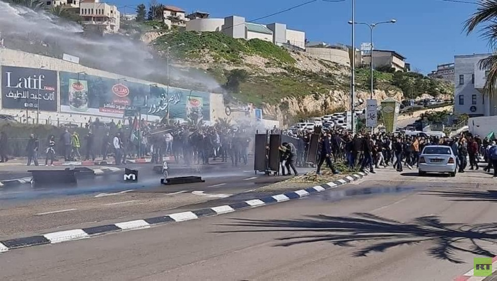 Israeli Police's crackdown on Umm al-Fahm protesters gives a green light for crime