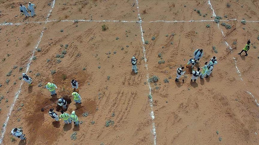 New mass graves in Libya's Tarhuna demand accountability