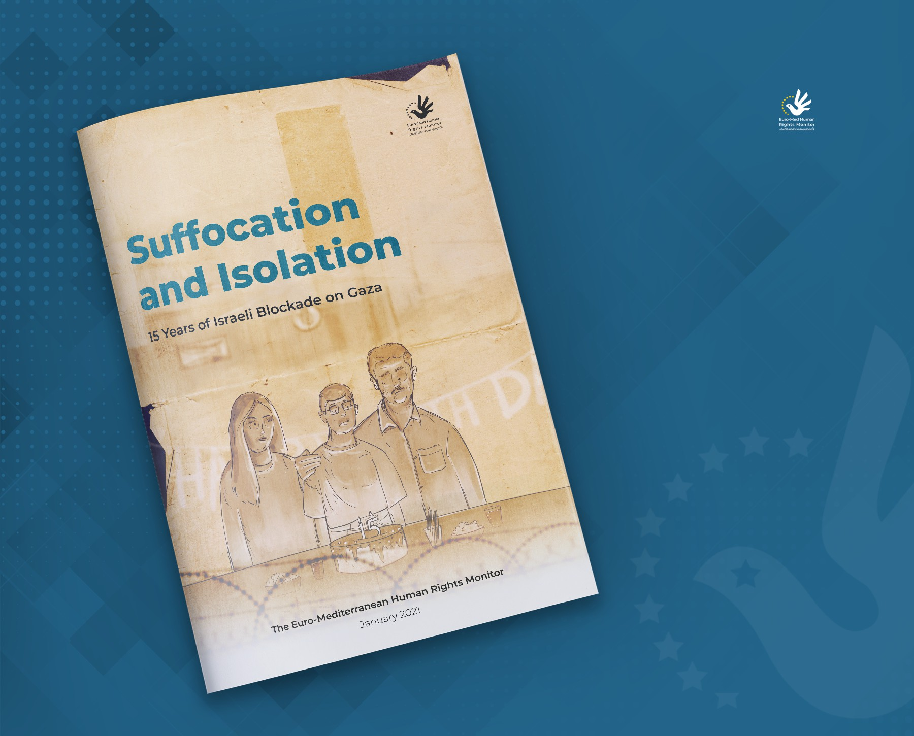Suffocation and Isolation..15 Years of Israeli Blockade on Gaza