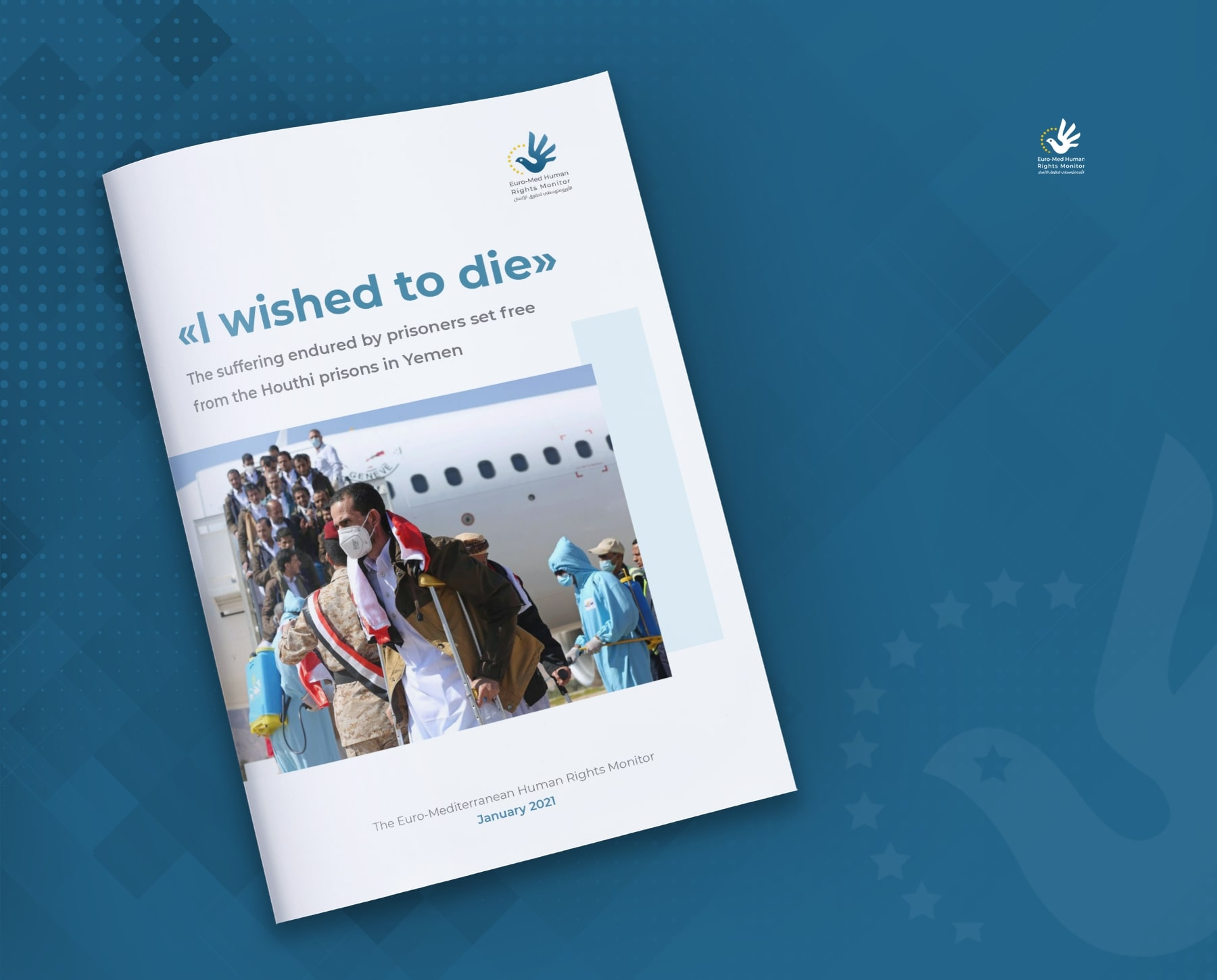 """I wished to die"":  New report documenting the suffering of prisoners in Houthi prisons"