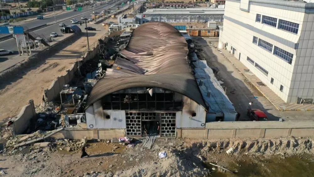 Irak: La tragédie de l'hôpital Al-Hussein résulte fatalement de la négligence