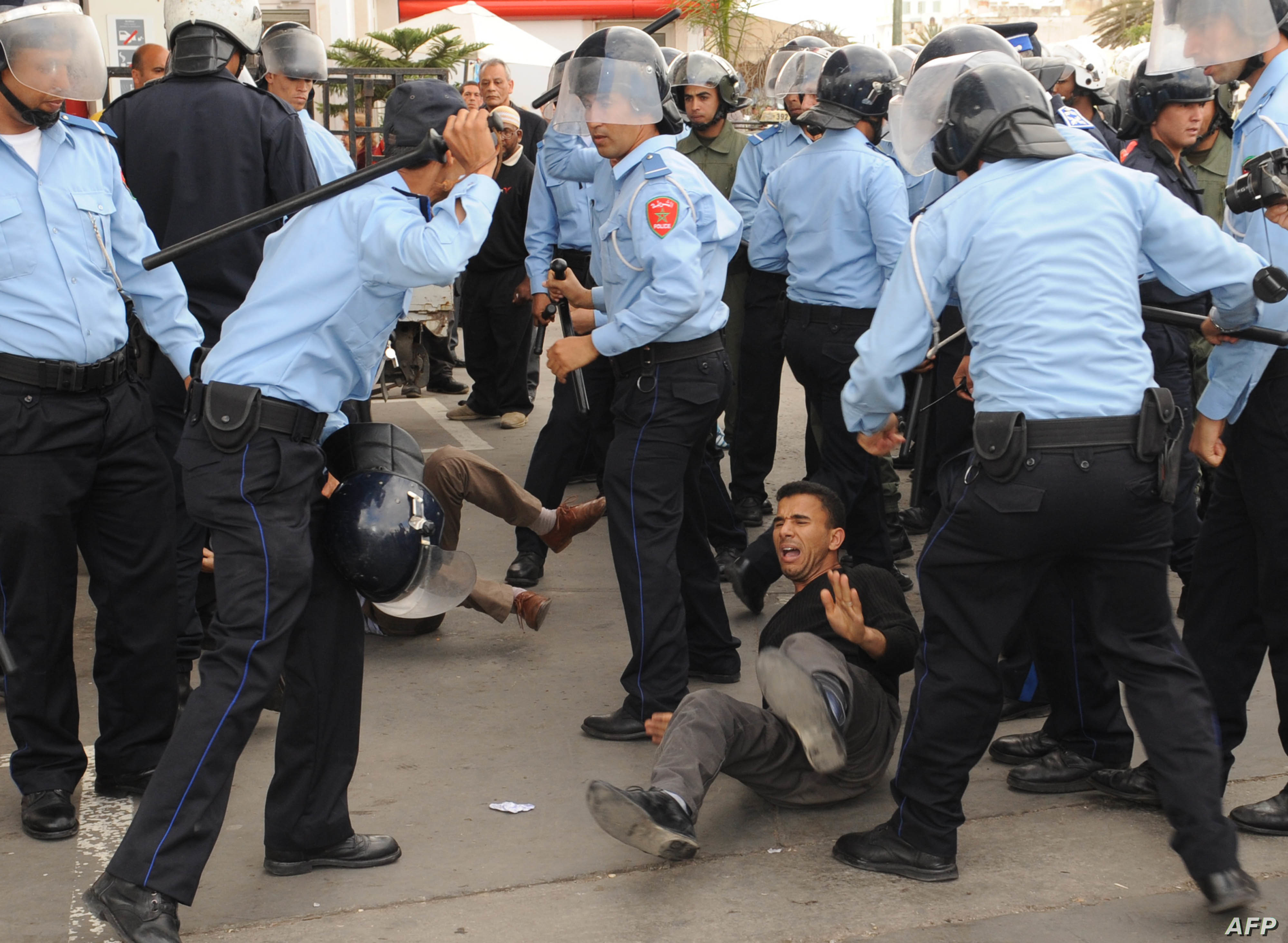 New Report: Moroccan authorities stifle freedom of opinion and expression