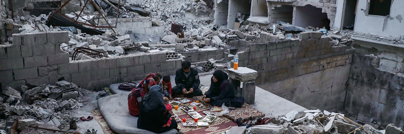 Syria: Shelling civilian areas in Idlib is a dangerous escalation that requires a  quick response