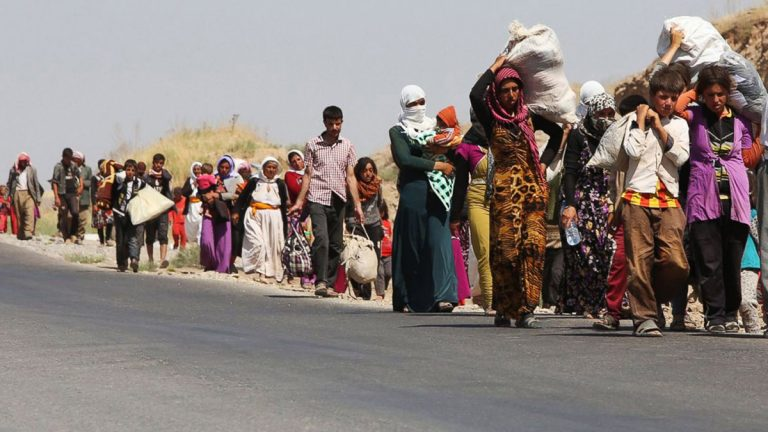 New report: Iraqi authorities forcibly return IDPs despite security risks, slow reconstruction pace