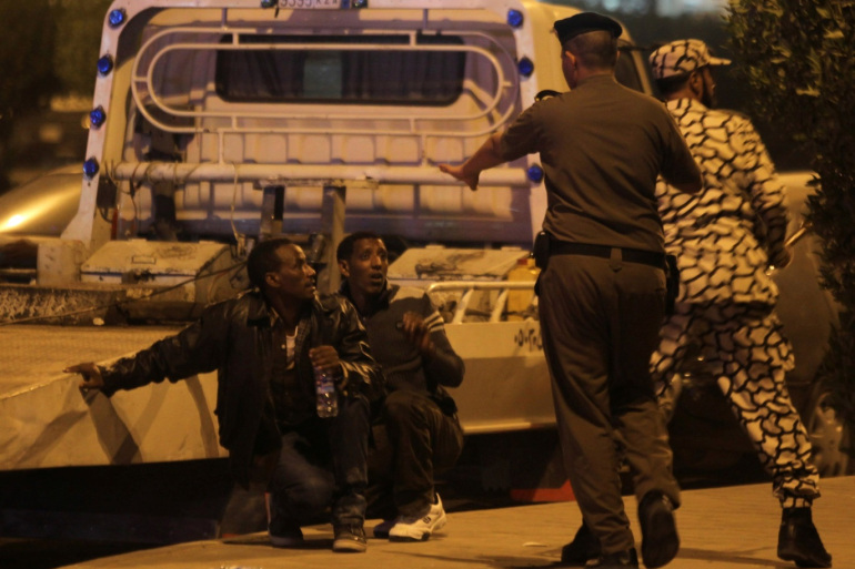Saudi Arabia: A widespread campaign aimed at detaining and deporting Ethiopian immigrants