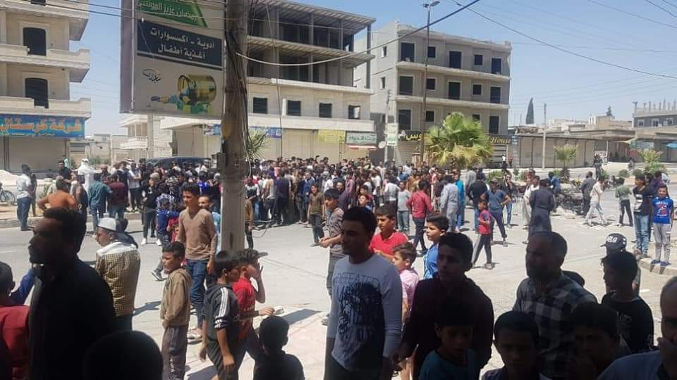 Syria: Manbij Military Council's decision to stop forced conscription is not enough – civilians must be protected