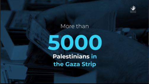 5,000 Palestinians from Gaza are denied identity documents