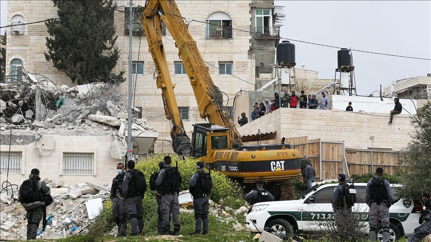 Three Israeli decisions threaten to evacuate, demolish dozens of homes in East Jerusalem