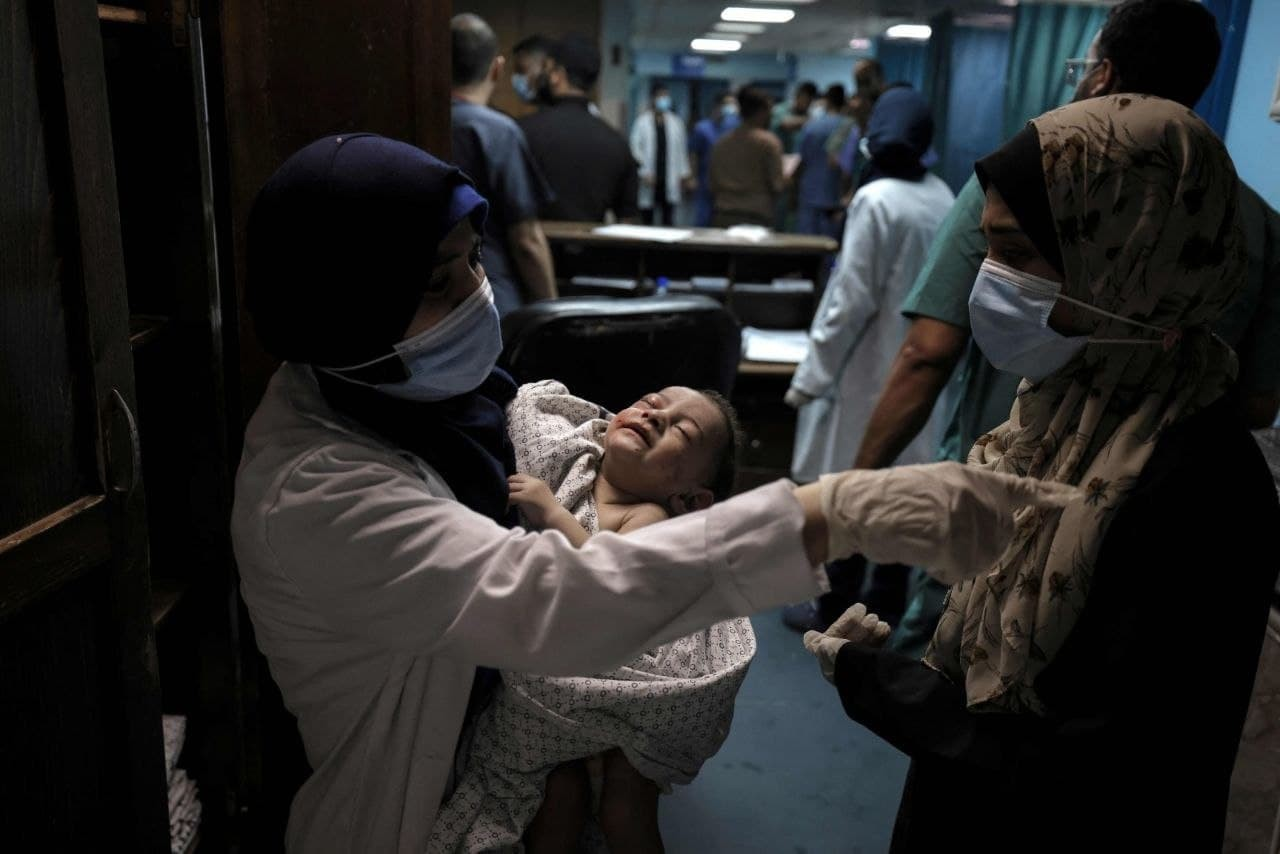 Gaza's health system faces risks of collapse, needs support as Israeli attacks continue