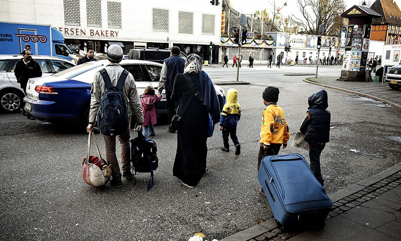 Danish MP's statements regarding Syrian refugees reeked of shameful, condescending language