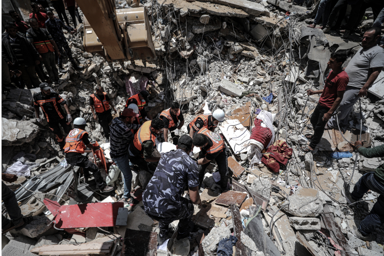 Updated report on the Israeli mass killings of families during the military attack on Gaza