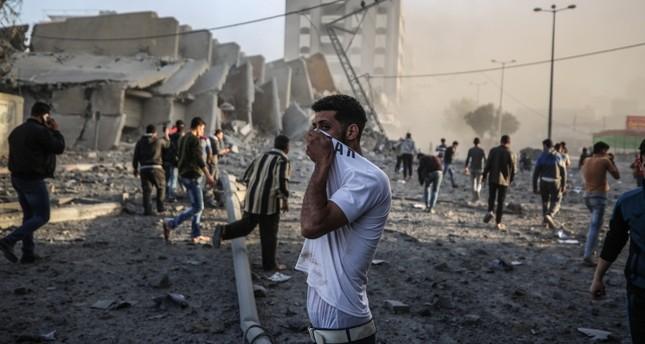 Rapport actualisé sur les massacres israéliens lors de l'attaque militaire contre la bande de Gaza