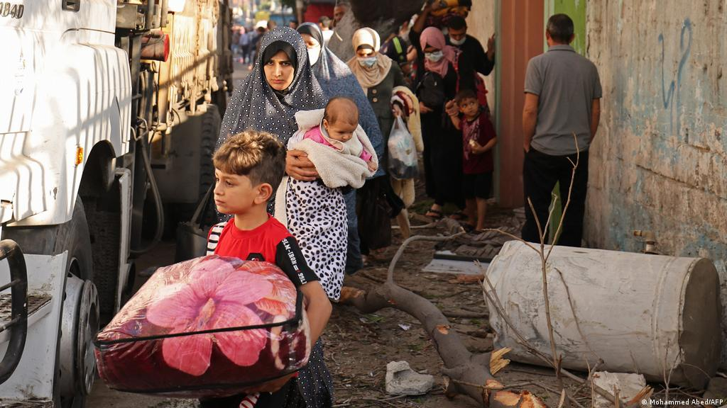 Imminent humanitarian disaster to befall on Gaza as Israel's military attack continues