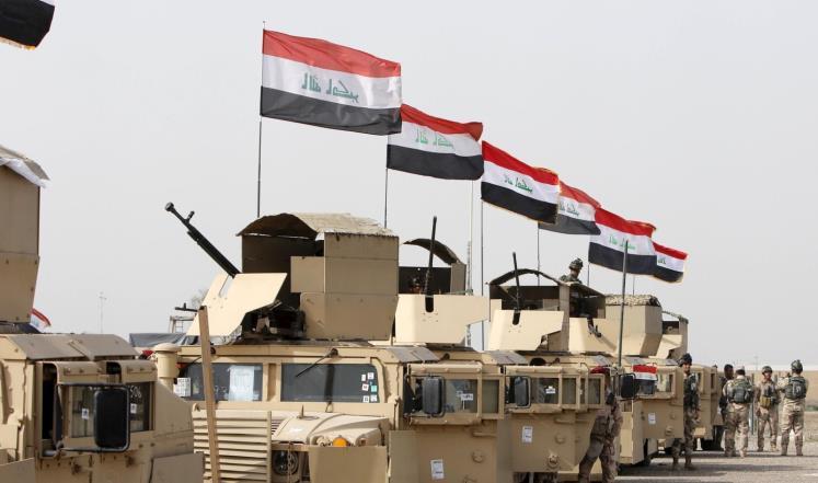ISIS crée une crise humanitaire à Mossoul, mais le gouvernement / les forces internationales contribuent au chaos