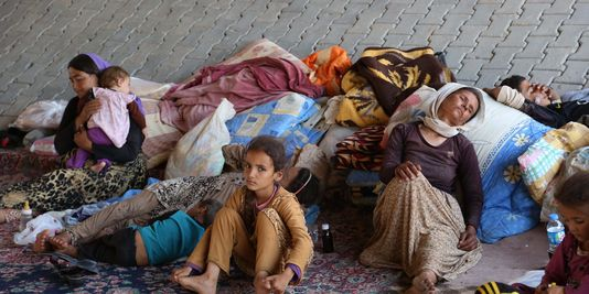 Irak : les Yézidies, négligées par la communauté internationale
