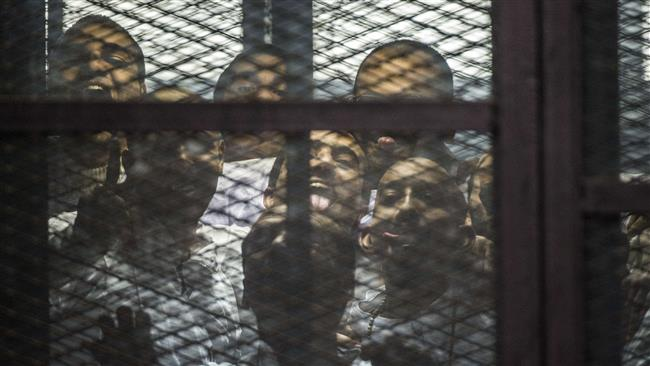Égypte : Graves exactions dans la prison « Scorpion »