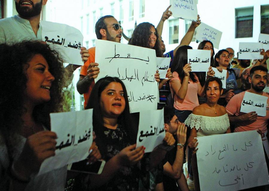 Lebanon: Authorities' cracking down on activists must stop