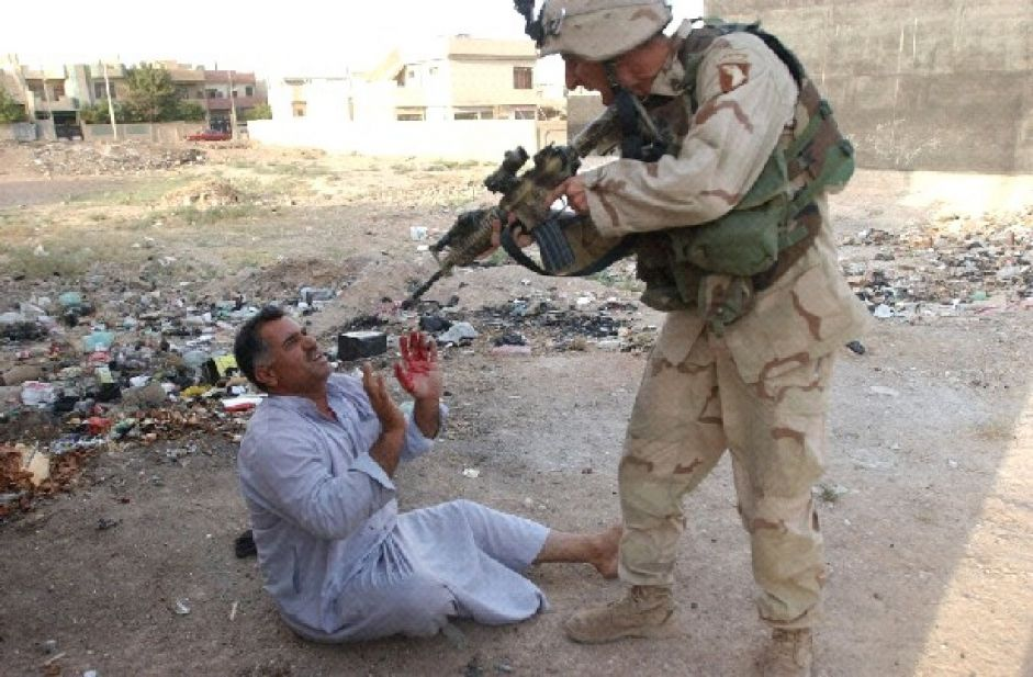 Irak : fuir l'Etat Islamique, devenir une cible