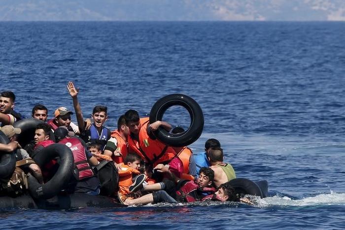نسبة الغرقى إلى الواصلين لأوروبا عبر المتوسط في 2017 الأعلى منذ سنوات