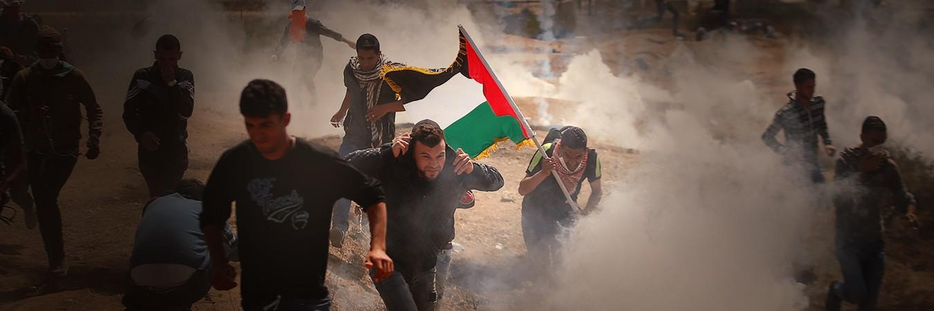 Euro-Med Monitor calls for permanent UN presence at Gaza protests