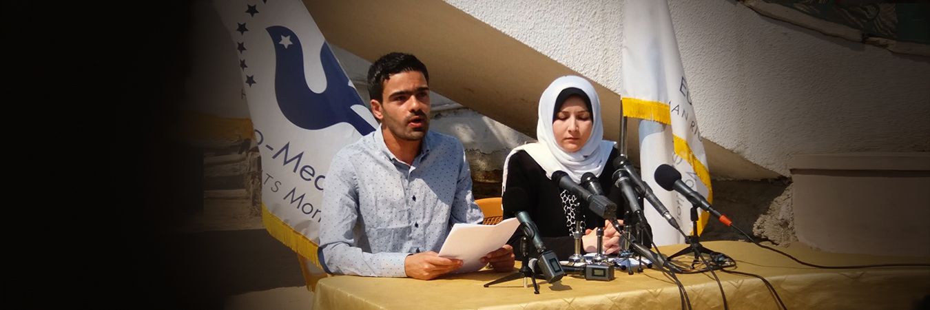 Joint Statement: International organizations call for action to protect Gaza protesters, stop mass murder